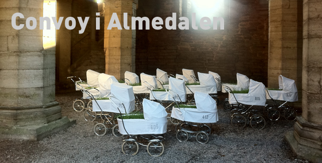Convoy i Almedal